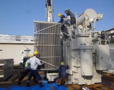 設備工事 建築電気・電力設備